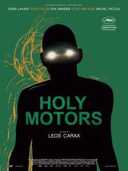 Couverture de Holy Motors