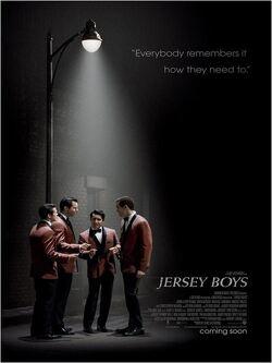 Couverture de Jersey Boys