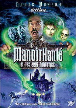 Couverture de Le Manoir hanté et les 999 Fantômes