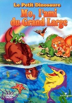 Couverture de Le petit dinosaure 9 : Mo, l'ami du grand large