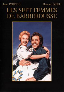 Couverture du livre : Les sept femmes de Barberousse