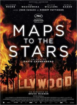 Couverture de Maps to the stars