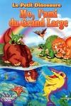 couverture Le petit dinosaure 9 : Mo, l'ami du grand large