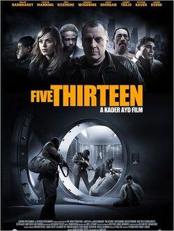 Couverture de Five Thirteen