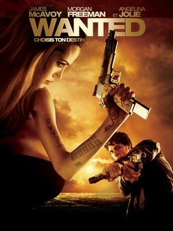 Couverture de Wanted : Choisis ton destin