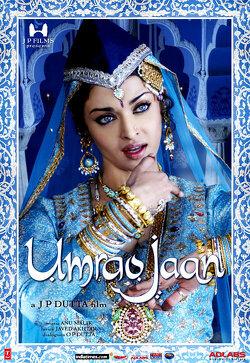 Couverture de Umrao Jaan