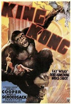 Couverture de King Kong