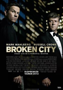 Couverture de Broken City