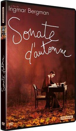 Couverture du livre : Sonate D'Automne
