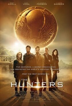 Couverture de The Hunters, l'Ordre des Gardiens