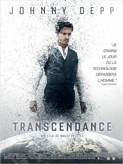 Couverture de Transcendance