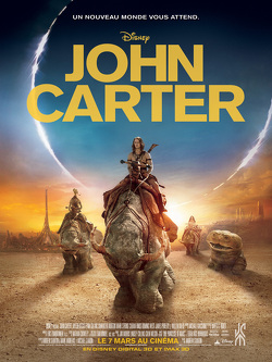 Couverture de John Carter