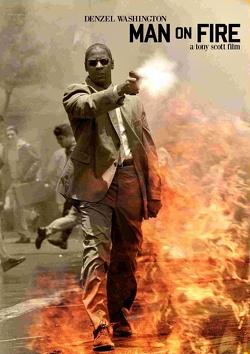 Couverture de Man on Fire