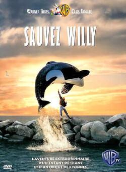 Couverture de Sauvez Willy