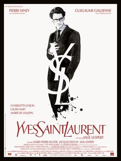 Couverture de Yves Saint Laurent