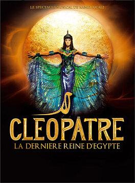 Couverture du livre : Cléopâtre, dernière reine d'egypte