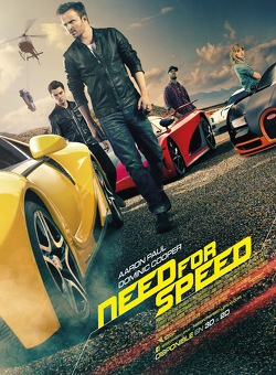 Couverture de Need for speed