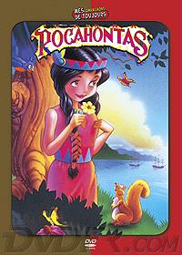 Couverture de Pocahontas