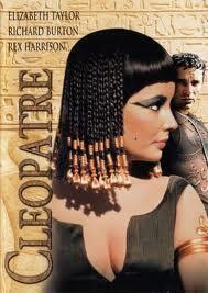Couverture de Cléopâtre