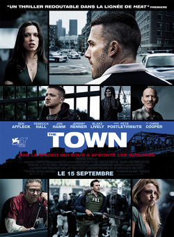 Couverture de The Town