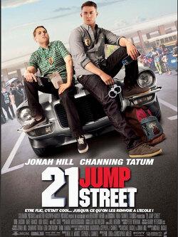 Couverture de 21 Jump Street