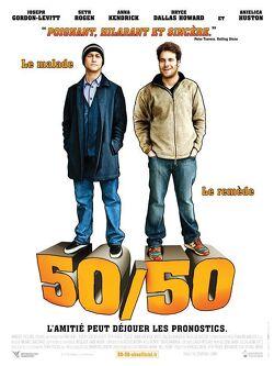 Couverture de 50/50