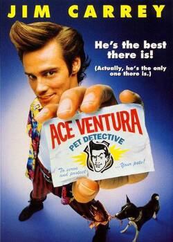 Couverture de Ace Ventura, détective chiens et chats
