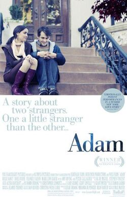 Couverture de Adam