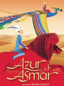 Couverture de Azur et Asmar