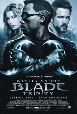 Couverture de Blade: Trinity