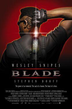 Couverture de Blade