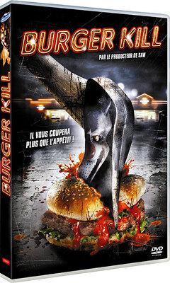 Couverture de Burger Kill