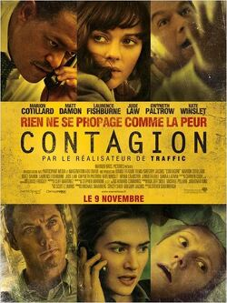 Couverture de Contagion