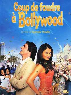 Couverture de Coup de foudre à Bollywood