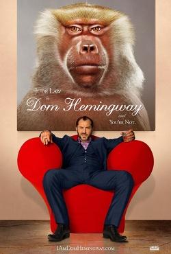 Couverture de Dom Hemingway