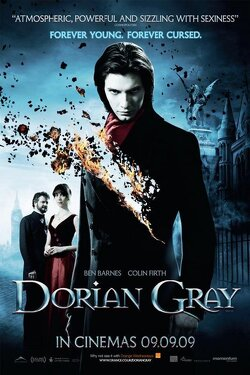 Couverture de Dorian Gray
