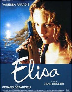 Couverture de Elisa