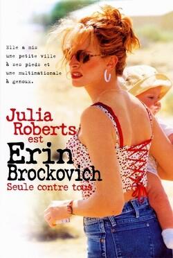 Couverture de Erin Brockovich, seule contre tous