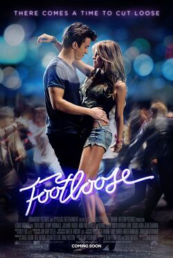Couverture de Footloose