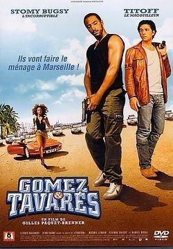 Couverture de Gomez & Tavarès