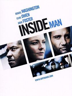 Couverture de Inside man