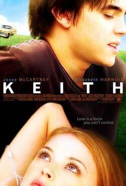 Couverture de Keith