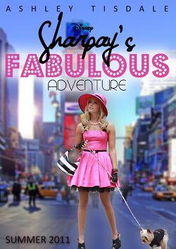 Couverture de La Fabulous Aventure de Sharpay