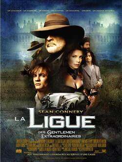 Couverture de La Ligue des Gentlemen Extraordinaires