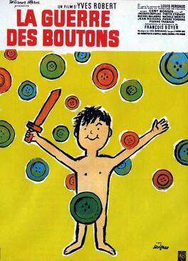 Couverture du livre : La guerre des boutons