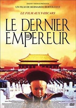 Couverture de Le dernier empereur