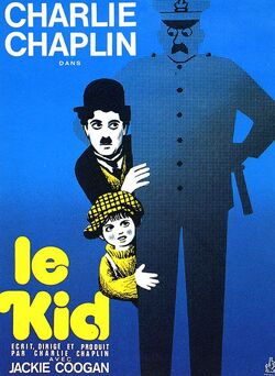 Couverture de Le Kid