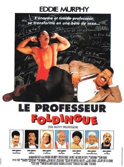 Couverture de Le Professeur Foldingue