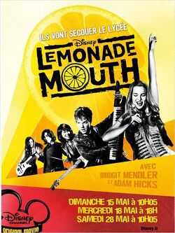 Couverture de Lemonade Mouth