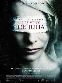 Couverture de Les Yeux de Julia